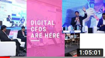 Panel Discussion : Digital CFOs are here