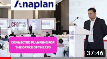 CONNECTED PLANNING FOR THE OFFICE OF THE CFO
